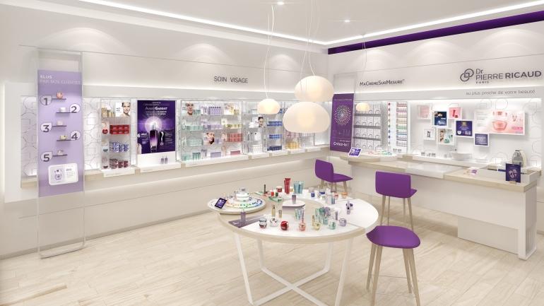 ouverture boutique concept dr pierre ricaud