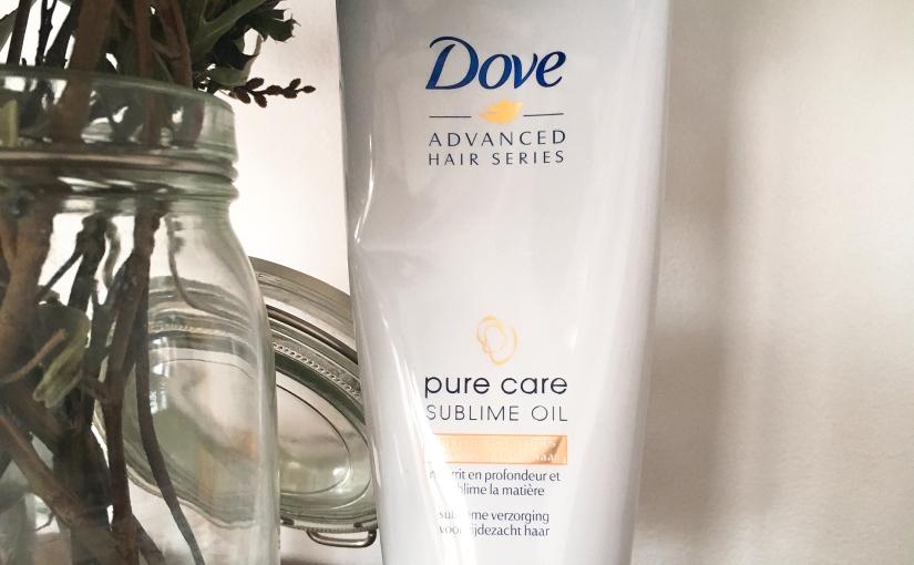 Pure Care Dove, top ouflop?